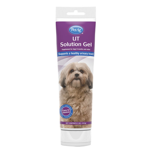 View larger image of UT Solution Gel for Dogs