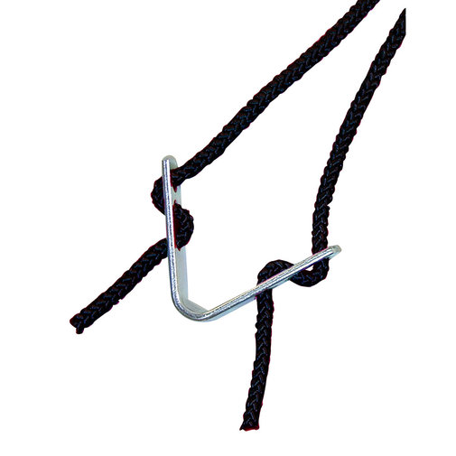 View larger image of Nylon Neck Cord V-Fastener