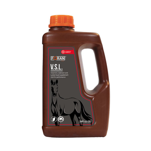 View larger image of V.S.L. Liquid Horse Supplement