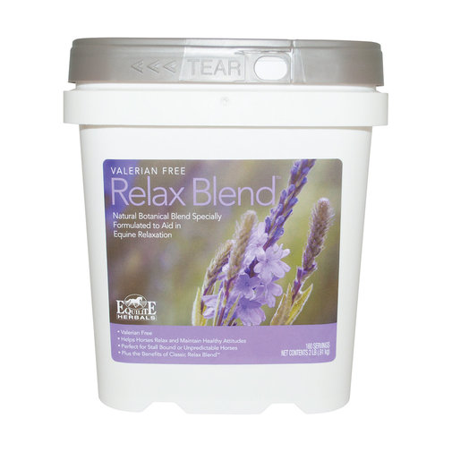 View larger image of Valerian Free Relax Blend Relaxation Supplement for Horses