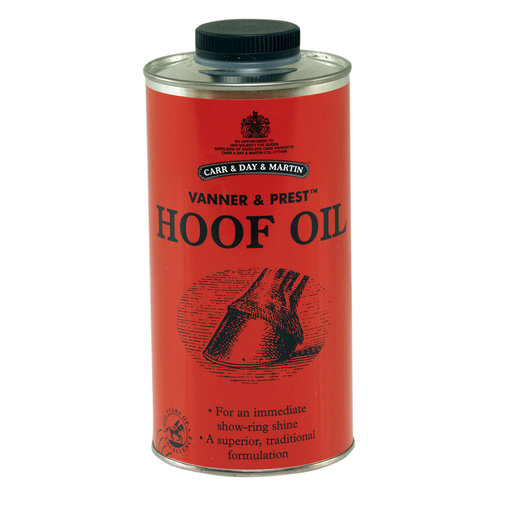 View larger image of Vanner & Prest Hoof Oil for Horses
