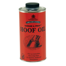 Vanner & Prest Hoof Oil for Horses