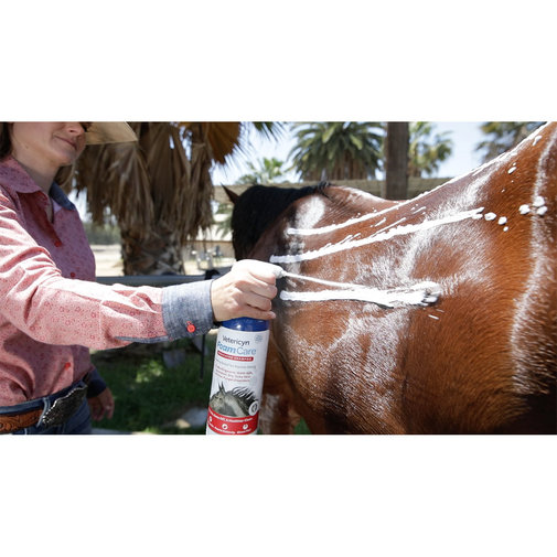 View larger image of Vetericyn FoamCare Medicated Equine Shampoo