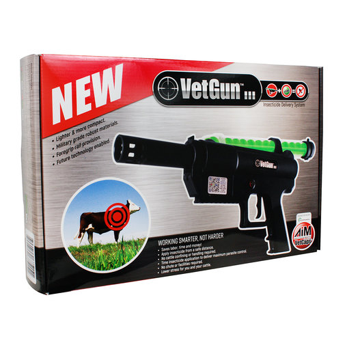 View larger image of VetGun Insecticide Delivery System