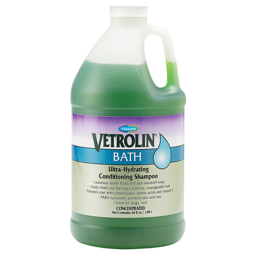View larger image of Vetrolin Bath Shampoo for Horses and Dogs