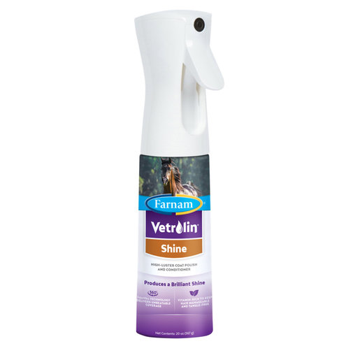 View larger image of Vetrolin Shine Spray for Horses