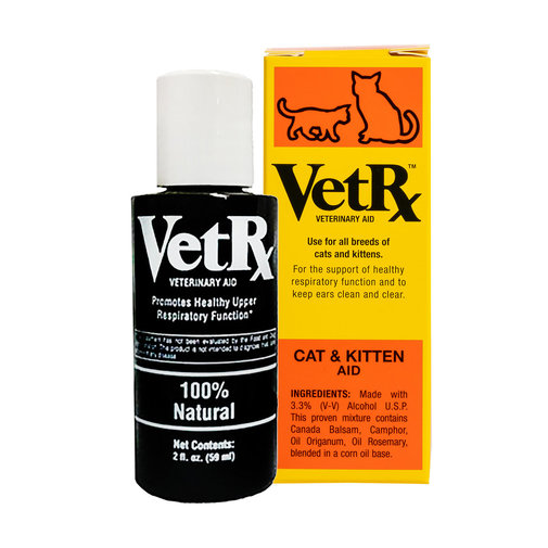 View larger image of VetRx Cat & Kitten Remedy