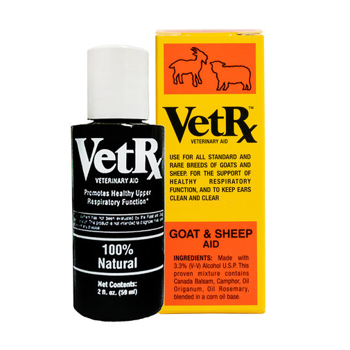 View larger image of VetRx Goat & Sheep Remedy
