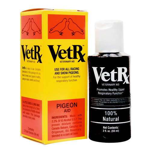 View larger image of VetRx Pigeon Remedy