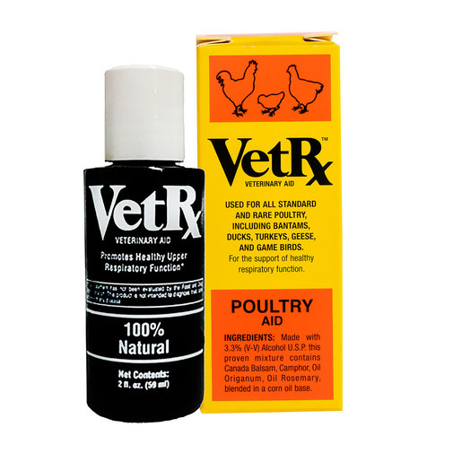 View larger image of VetRx Poultry Remedy