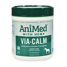 Via-Calm with Hemp for Horses