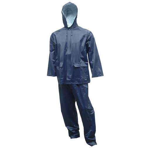 View larger image of Tuff-Enuff Plus Rain Suit with Hood