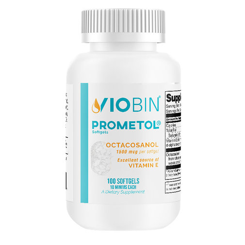 View larger image of Prometol Softgels