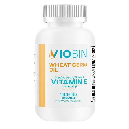 View larger image of Wheat Germ Oil Softgels