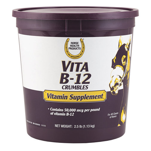 View larger image of Vita B-12 Crumbles for Horses