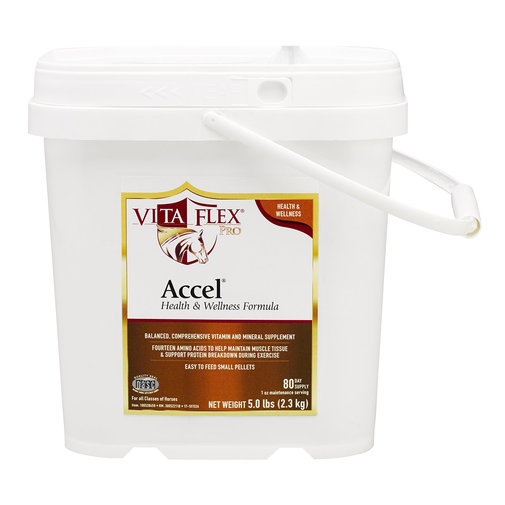 View larger image of Vita Flex Accel Health & Wellness Formula for Horses