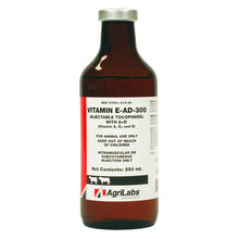Vitamin E-AD-300 Cattle Injectable
