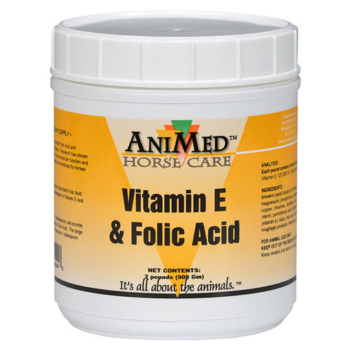 View larger image of Vitamin E & Folic Acid for Horses