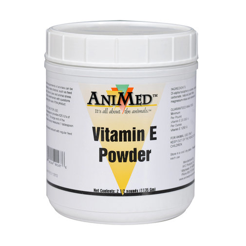 View larger image of Vitamin E Powder for Horses