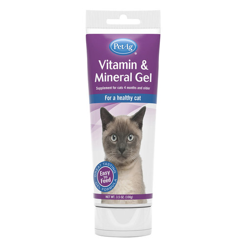 View larger image of Vitamin & Mineral Gel Supplement for Cats