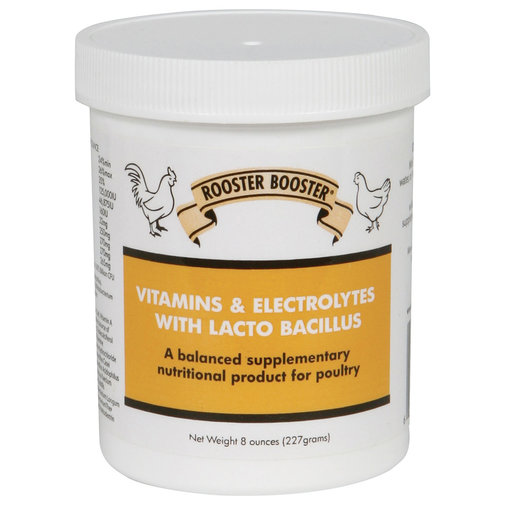 View larger image of Vitamins & Electrolytes with Lactobacillus for Poultry