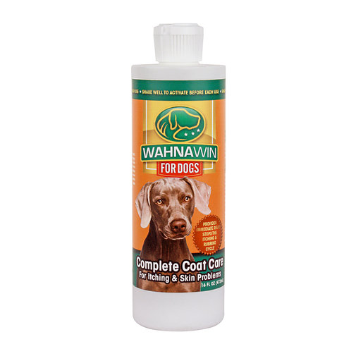 View larger image of WAHNA WIN Complete Coat Care for Dogs
