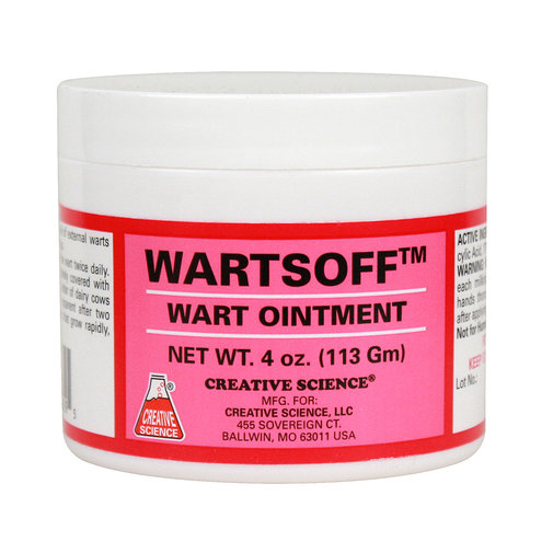 View larger image of WartsOff Wart Ointment for Cattle, Horses, Goats and Dogs