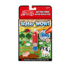 Water Wow! Activity Book