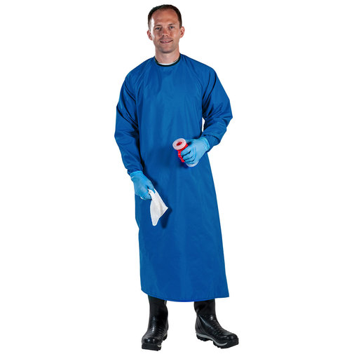 View larger image of Waterproof Sleeved Apron