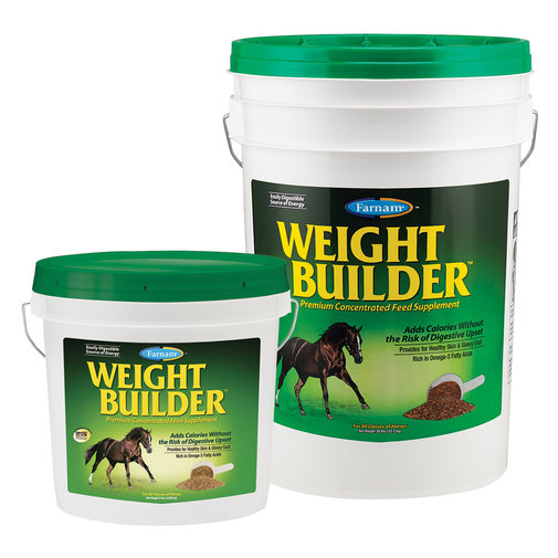 View larger image of Weight Builder Premium Concentrated Supplement for Horses
