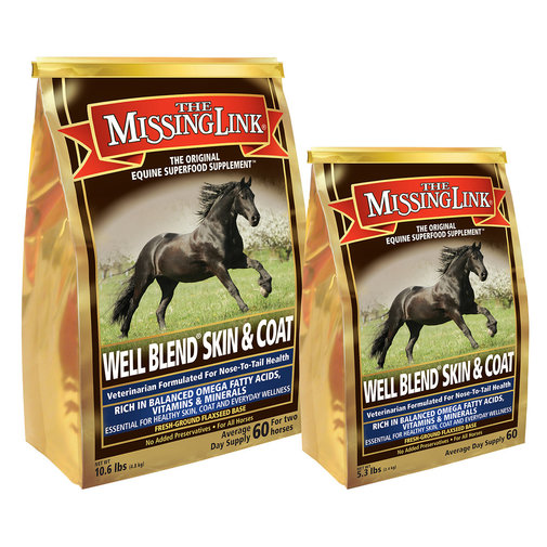 View larger image of Well Blend Skin & Coat Equine