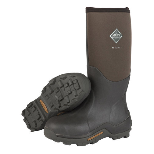 View larger image of Wetland Hi-Cut Boots for Men and Women