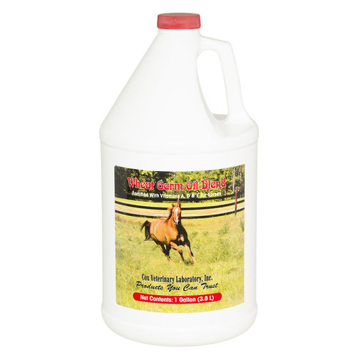 View larger image of Wheat Germ Oil Blend for Horses and Dogs
