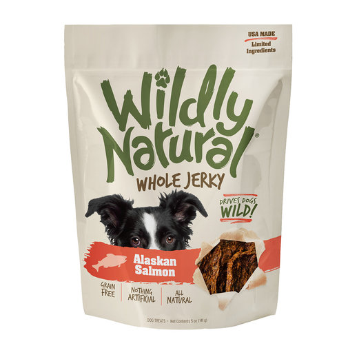 View larger image of Wildly Natural Whole Jerky Strips for Dogs