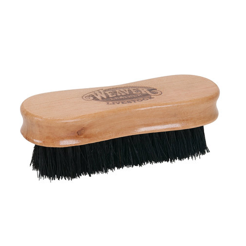 View larger image of Weaver Leather Wooden Pig Face Brush