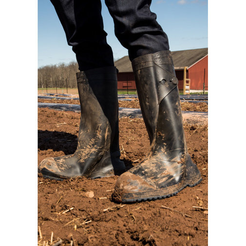 "View larger image of Workbrute 17"" G2 PVC Overshoe Boots for Men and Women"
