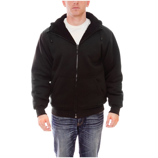 View larger image of Workreation Heavyweight Insulated Zip-Up Hoodie