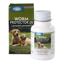 Worm Protector 2X Liquid Dog Dewormer