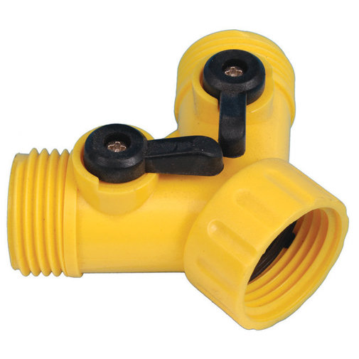 View larger image of Y Style Hose Shut Off Valve
