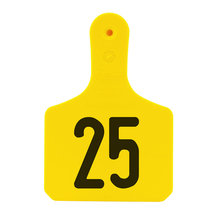 Y-Tex Numbered Calf Y-Tag Ear Tags