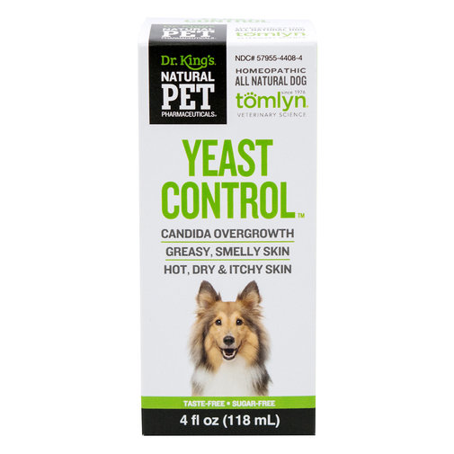 View larger image of Yeast Control for Dogs