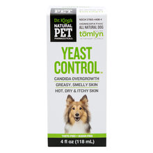 Yeast Control for Dogs