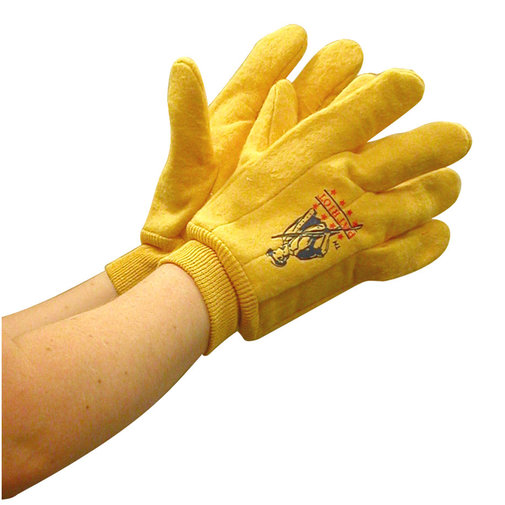 View larger image of Yellow Fleece Gloves