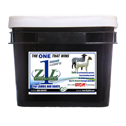 View larger image of Z1L Lamb and Goat Supplement