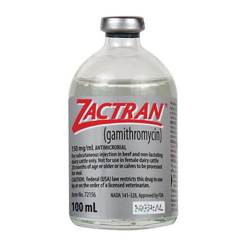 View larger image of Zactran Injectable Rx