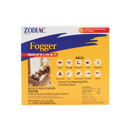 View larger image of Zodiac Fogger