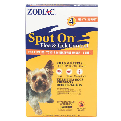 View larger image of Zodiac Spot On for Dogs