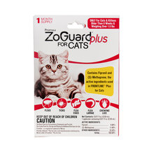 ZoGuard Plus Flea and Tick Protection for Cats
