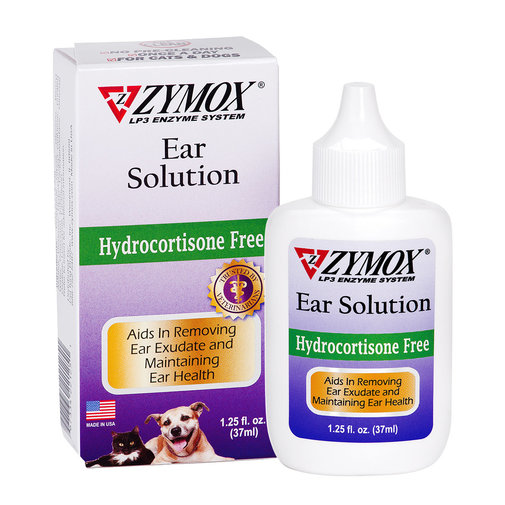 View larger image of Zymox Ear Solution