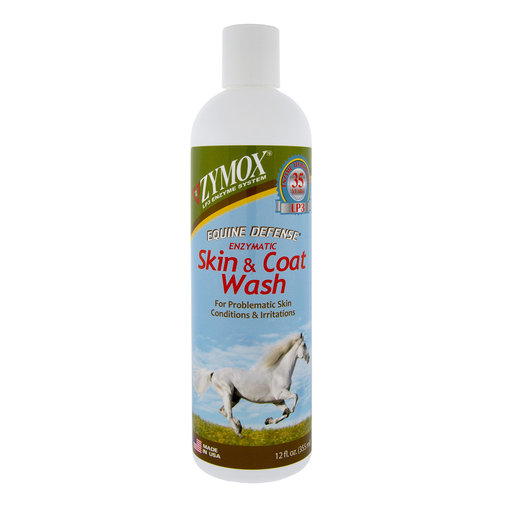 View larger image of Zymox Equine Defense Enzymatic Skin & Coat Wash